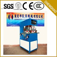 High frequency membrane welding machine for military Tents Material and Plastic Canvas