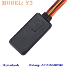 SOS Call GPS Tracking Device For Vehicle y2