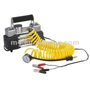 DC 12V suspension auto air compressor tyre inflator
