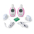 portable cheap professional digital wireless long range ptt phone audio baby monitor