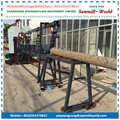Vertical Band Sawmill Wood Cutting Saw Mill Machine