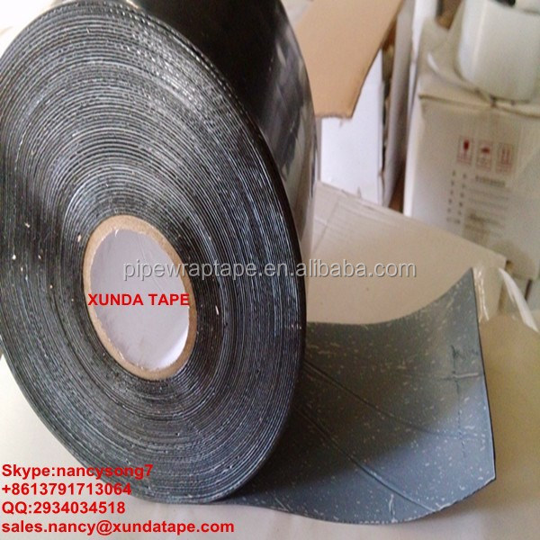 0.8mm thickness joint wrapping adhesive tape for water pipe