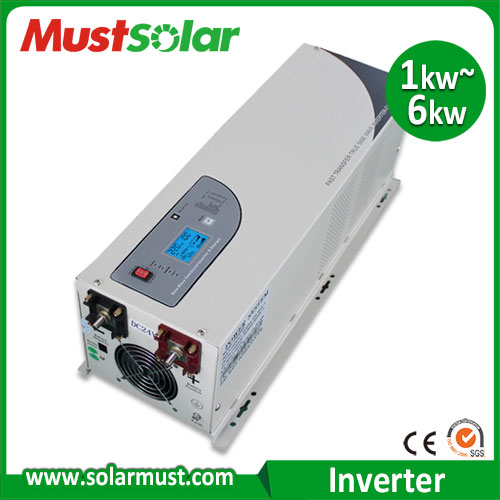 Grid tie inverter 4000w apply to all kinds of inductive load