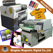 digital inkjet cotton clothes printer/clothes printing machine