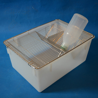 Cheap Animal Cage Laboratory Rat Cage For Breeding Mouse