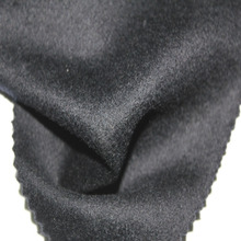 High Quality Dark Blue 100% Cashmere Wool Coat Fabric