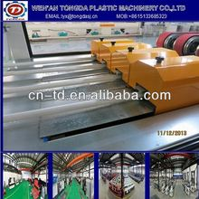 PVC casing pipe production line
