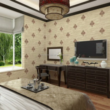 Fashion style wallpaper, Wall paper for bedroom