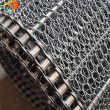 Chain link mesh band Has adopted ISO Certificate