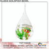 Decorative Hanging Glass Goldfish Bowl YGF1102HB