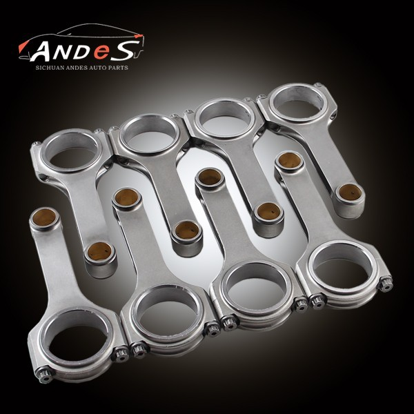 Andes H beam 4340 forge steel For Ford Pinto 2.0L conrod connecting rod