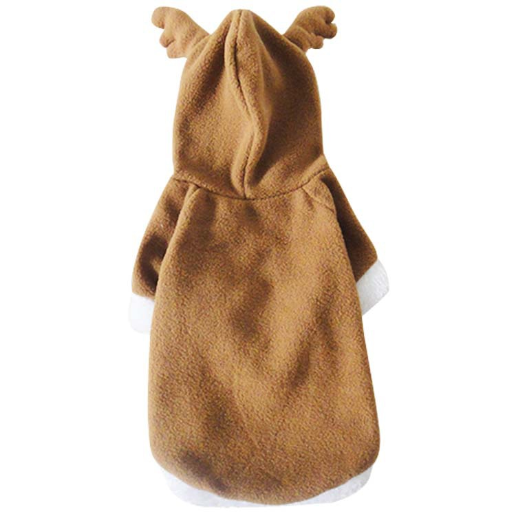 promotional Dog Christmas Dog thicken Clothes Winter,Pet Clothing Dog hoodies