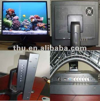19 Inch led CCTV Monitor With BNC Input