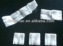 Medical Consumable Products Non Woven Dental Cotton Filled Gauze Sponges