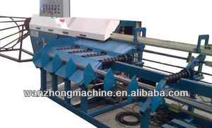 4.0-12.0mm rebar wire Straightening and Cutting Machine ( factory with CE&ISO9001 Certificate)
