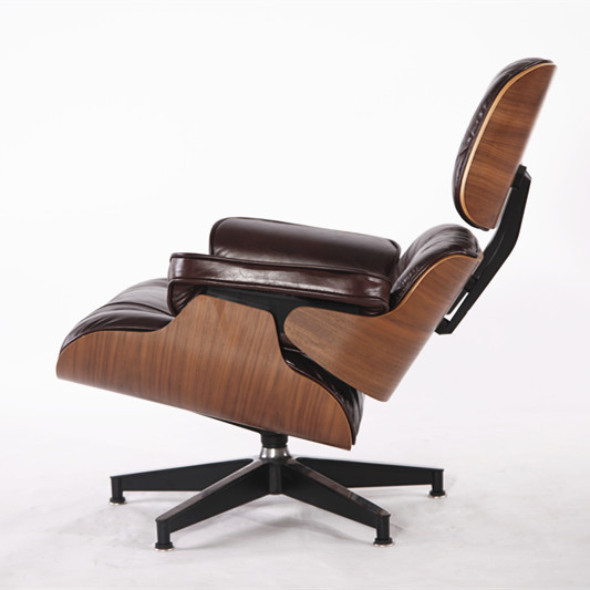 Shenzhen Yadea Furniture PV021-1-D Charles Emes boss chair and ottoman