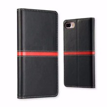 Stand 2 Card Slots Mobile Flip Cover Phone Leather Book Case for Huawei G Play Mini