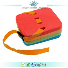Eco-friendly EVA Floating swim Belt/swiming block belt/kid's swim floating belt