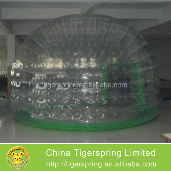 Customized small inflatable tent