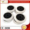 Solid roller ski rubber wheel supplier