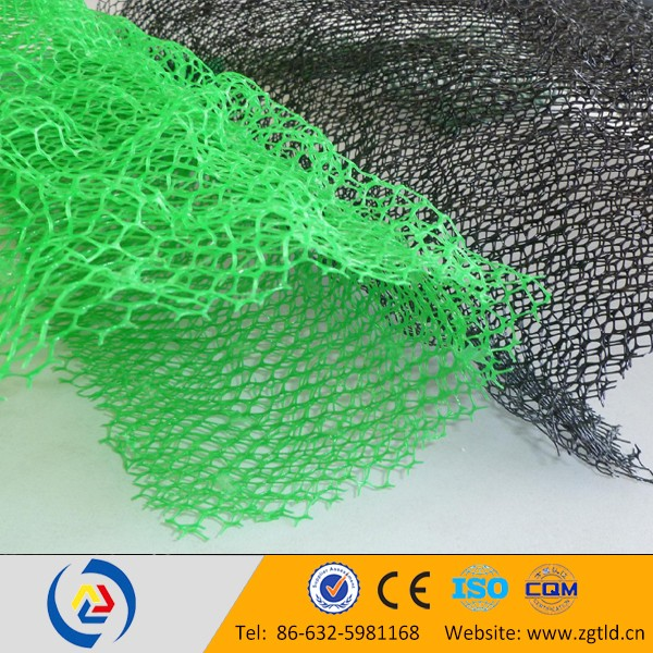 HDPE honeycomb gravel stabilizer geocell