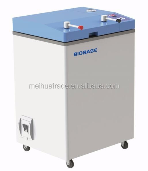 BKQ-Z100I Hospital Medical sterilizing composite Vertical Steam Autoclave Sterilizer for sale