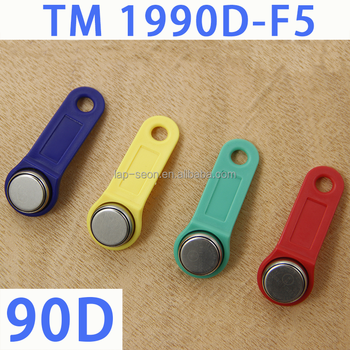 TM1990D TM card TM1990D-F5,iButton KEY TM1990D-F5 card,Made in Cn Touch Memory Card