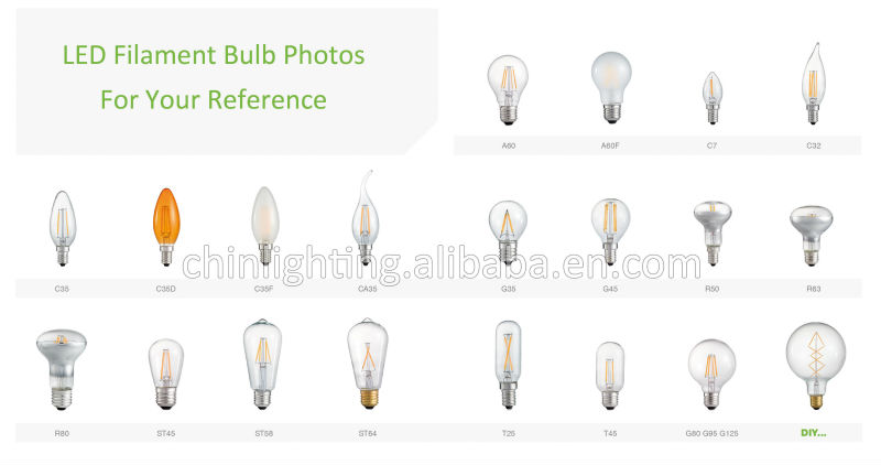 4w led filament lamp c35 led filament led filament lamp