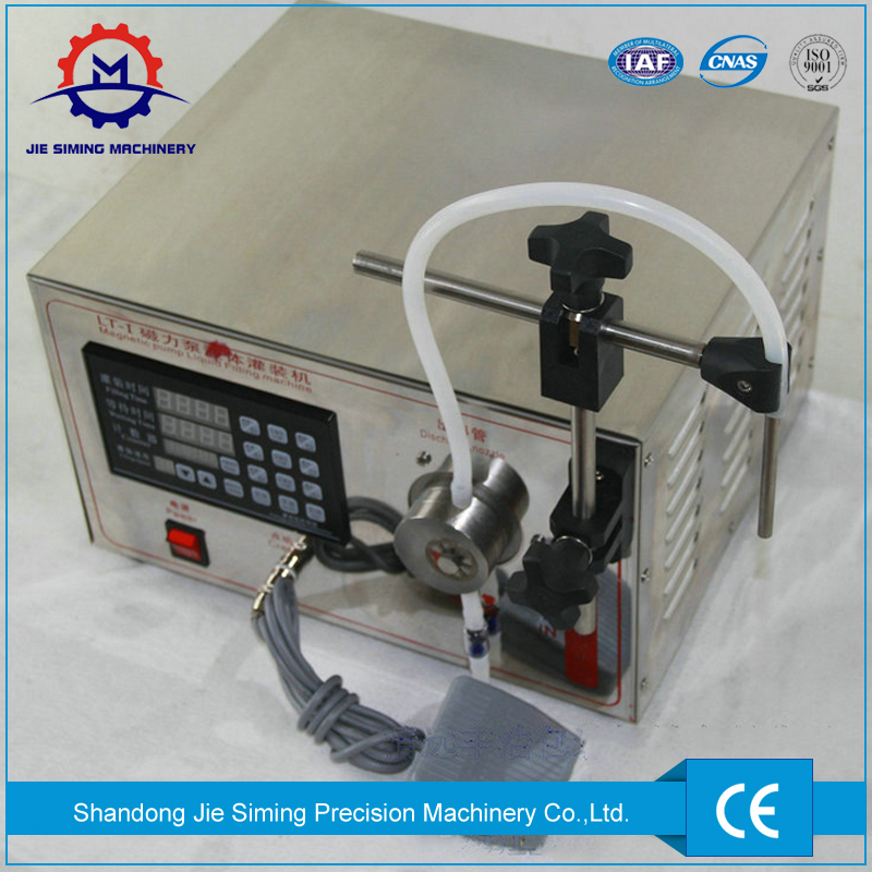 Factory price Magnetic Gear Pump Filling Machine with high performance