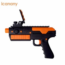 Technological Augmented Reality Toy Gun with Cell Phone Stand Holder AR gun toy with 3D AR Games