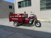 Three Wheel Motor Tricycle for Cargo Water Cooled Engine