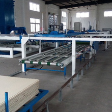 Waterproof, Fireproof MgO Board Making Machine/Plant/Production Line Manufacturer