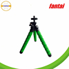Adjustable Flexible Colorful Sponge Tripod Light Stand With Mobile Phone