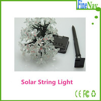 50led Party Decoration Light Event & Party Item Type RGB Color Changing Solar Light
