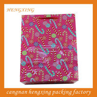 Industrial Packaging Printed Paper Bags With