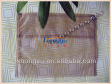 Customized design envelope organza bags for scarves