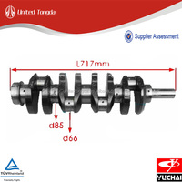 Geniune Yuchai Crankshaft for BJ100-1005001
