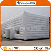 High quality inflatable tent igloo / inflatable luna tent large inflatable tent advertising