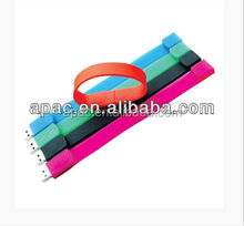 hot selling silicone bracelet usb drive really memory 2/4/8/16/32gb transformers usb flash drive memory