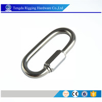 Stainless Steel Quick Link Rigging Hardware