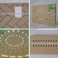 High Quality Vermiculite Heat Insulation Board Celling Decorative Board Interior Wall Board