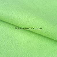 Polyester And Nylon Double-side Brushed Polar Fleece Fabric