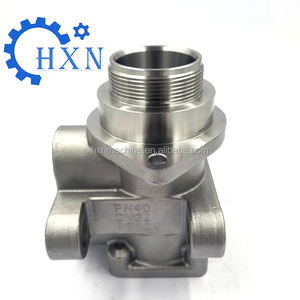 Stainless/carbon /alloy steel pressure precision metal investment casting foundry /