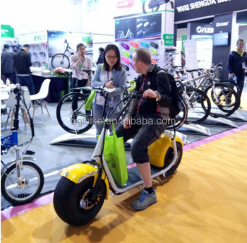 Hot sale New Design the most fashionable wheel electric Bike scooter, adult electric motorcycle