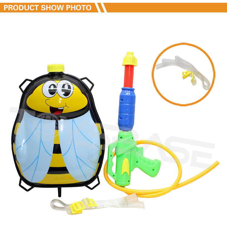 Wholesale Cartoon Animals Bee Backpack Water Guns
