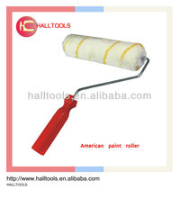 Acrylic Paint Roller Fabric With Handle American Type Paint Roller Brush