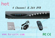 Economical H.264 Network CIF DVR Kit with Good-quality