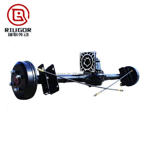 Customized new energy electric car rear axle