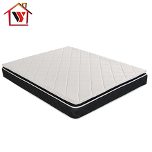 WY10-S Gel cotton pillow top pocket sping mattress