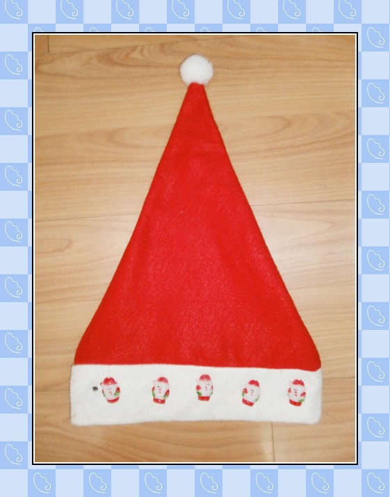 superior quality popular adults musical christmas hat embroidery crafts